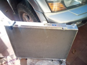 new-radiator-out