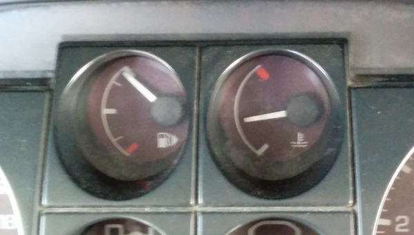 pajero guru how to fix faulyt temperture gauge
